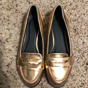 ASOS Copper Loafers